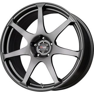 Newly listed 17 Gunmetal Drag DR 48 Wheels Rims 5x114.3 5 Lug 350Z G35