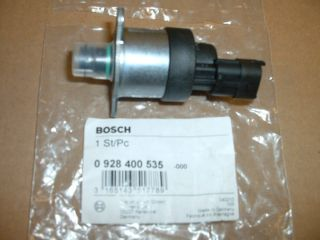 New Genuine Bosch 01 04 Duramax Diesel LB7 Fuel Pressure Regulator GM
