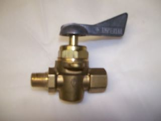 Imperial fuel valve for Aeronca Taylorcraft Luscombe Cessna 150