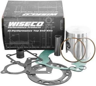 WISECO HONDA CR500R CR500 CR 500 500R WISECO PISTON KIT TOP END 89.5MM