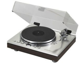 luxman pd 171 analog turntable aluminum belt drive from japan