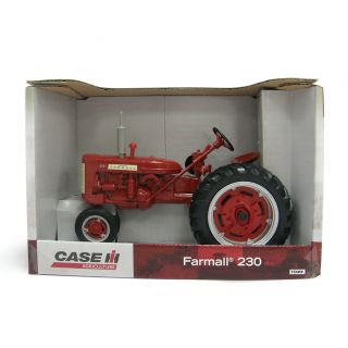 CASE IH FARMALL 230 NARROW FRONT END TRACTOR 1:16 ERTL 2012 NEW JUST