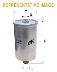 Wix Fuel Filter Mercedes SL Coupe 280 SLC 06/1976 09/198​1 2746cc