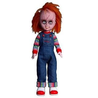 living dead dolls child s play chucky doll one day