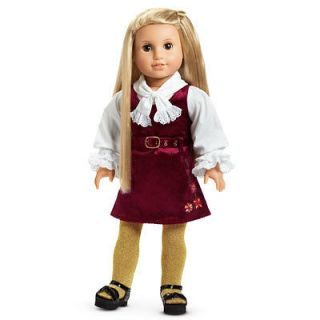 Julie American Girl Doll Christmas Outfit 2Pcs NEW American Girl Tag