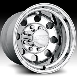 15 X 10 AMERICAN EAGLE ALLOYS STYLE 058 0589 POLISHED ALUMINUM