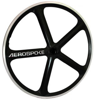 aerospoke 26 rear carbon mountain bike wheel time left $