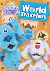 Newly listed Blues Clues   Blues Room World Travelers (DVD, 2007)