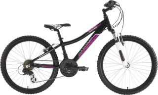 NEW Adventure 240 Girls 24 Alloy Mountain Bike Bicycle 90% Built