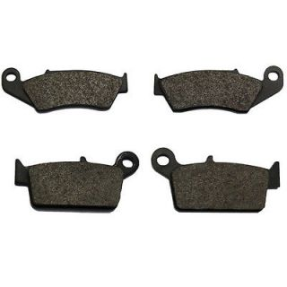 front rear carbon kevlar brake pads 2000 honda cr 250