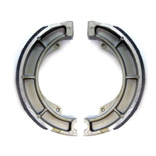 brake shoes rear 1988 2002 suzuki ltf 250 quadrunner time