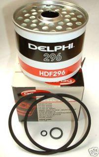 lucas cav 7111 296 hdf296 fuel filter diesel fits most