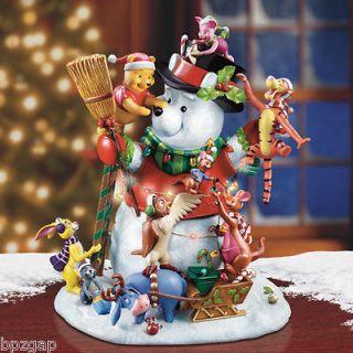 Disney Winnie The Pooh & Friends Bradford Exchange Figurine