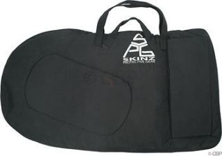 skinz softshell travel 29r bicycle case black