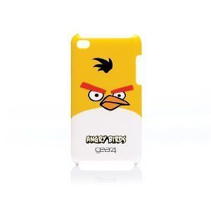 NEW Gear4 Angry Birds Case for Apple iPod Touch 4G Yellow Bird Gear 4