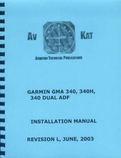 garmin 340 audio panel installation manual  30