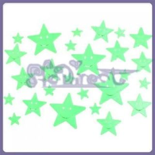 glow in the dark stars stickers in Kids & Teens at Home