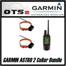 Garmin Astro 320 Dog Tracking Collar Bundle +DC40 DC 40 + 1