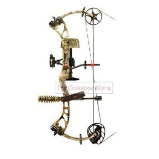 PSE ARCHERY NEW 2011 BOW MADNESS XS READY TO SHOOT 55 70LB PACKAGE