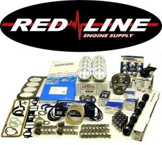 96 06 Chevrolet GMC 262 4.3L V6 Vortec  ENGINE REBUILD KIT
