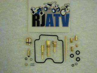 Yamaha Big Bear 400 YFM400 2000 2006 Carb Rebuild Kit Repair YFM 400