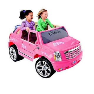 power wheels cadillac escalade in Outdoor Toys & Structures