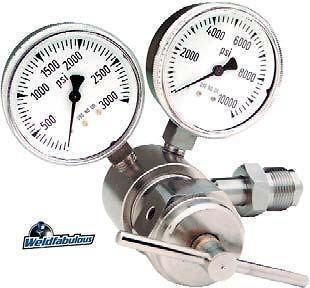 Smith Nitrogen Ultra High Pressure Purging Regulator 2,000 PSI