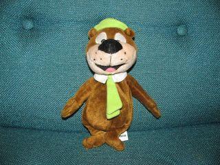 Hanna Barbera Warner Bros 2001 Yogi Bear BeanBag Plush Stuffed