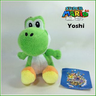 Super Mario Bros Plush Yoshi Soft Toy Doll Nintendo Stuffed Animal