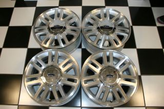 FORD F150 EXPEDITION FACTORY OEM 18 WHEELS / RIMS 3784 B (Set of 4)