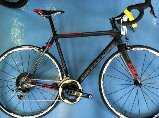 NEW 2013 CANNONDALE SUPERSIX EVO RED ROAD BIKE BICYCLE PICK UP ONLY