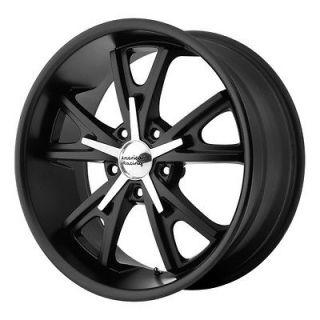 17x7 American Racing Daytona Black Wheel/Rim(s) 5x120.7 5 120.7 5x4.75