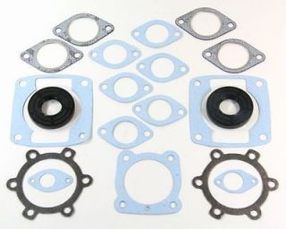 SPI Engine Gasket Set Moto Ski Rotax Engine 503 FC2 Sonic 1982 621162B