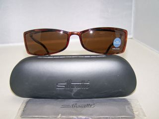 silhouette sunglasses polarized in Unisex Clothing, Shoes & Accs