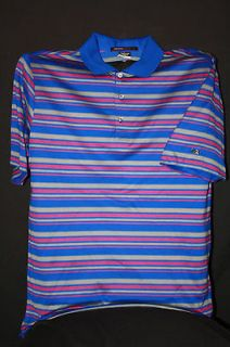 Nike Golf Mens Dri Fit Shirt NWT The Tiger Woods Collection Stylish