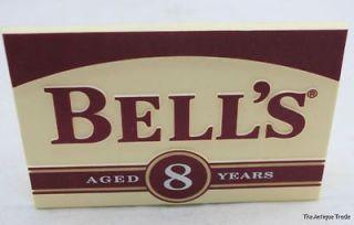 Vintage Bells Whisky aged 8 years advertising Pub Bar Drink Dispenser