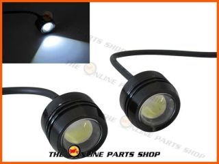 DRL Daytime Running LED Projector Fog Lights Fits Honda Gold Wing Air