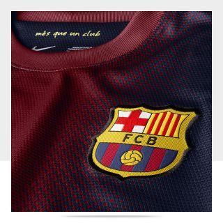 FC Barcelona Replica Short Sleeve Mens Soccer Jersey 478323_410_C