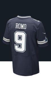 Tony Romo Mens Football Away Elite Jersey 479114_419ODY