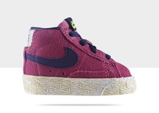 Nike Blazer Mid Vintage Infant Toddler Girls Shoe 549551_500