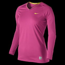 Nike Nike Pro Womens Fitted Training Shirt  Ratings