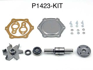 Chevrolet 1955 68 Small Block Water Pump Rebuild Kit