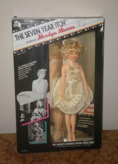 20th Century Fox 1982 11 1 2 Marilyn Monroe Doll Seven Year Itch Mint
