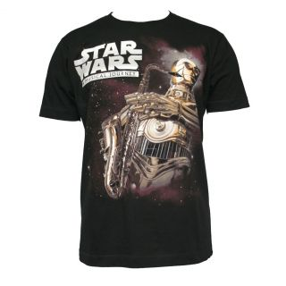 Star Wars in Concert amj C3POHYEAH Mens T Shirt A58001E003