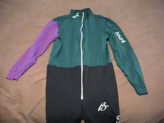Nordic Cross Country Ski Suit Race Training Medium