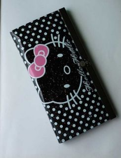 Brand New Hello Kitty Purse Ladys Clutch Wallet Grils Purse Wallet