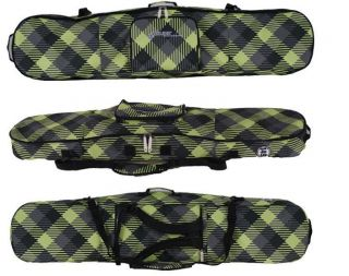 Rouze Snowboard Luggage Travel Bag Black 165cm Only