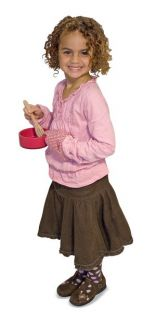 Melissa & Doug Kids Play Kitchen Accessory Pot & Pans Set  2610