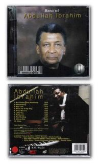 Abdullah Ibrahim Dollar Brand Best of Abdullah Ibrahim South Africa CD