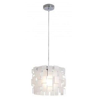 Access Lighting 55527 CH/AFR Dinari Acrylic Hanging Mini Pendant,